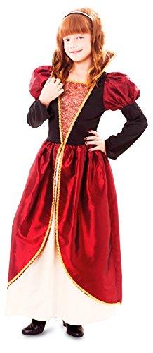 Fyasa 706541-t03Kurtisane Girl Kostüm, ()