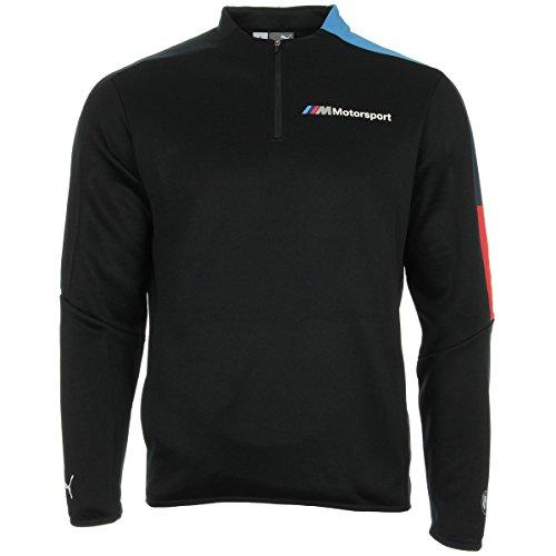 Puma BMW Mms T7 1/2 Zip Track, Sweatshirt - M