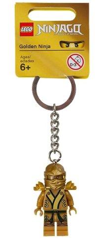 Preisvergleich Produktbild Lego Ninja Go Golden Ninja Key Chain 850 622 (japan import)