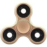 Hand Spinner de OKLM - Fidget Spinner con el Rodamiento Cerámico Híbrido Si3N4 de la Mejor Calidad Sin Piezas Impresas en 3D - Únete a la Moda de los Spinners con Nuestro juguete Antiestrés