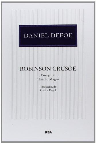 Robinson Crusoe (OTROS FICCION) por DANIEL DEFOE