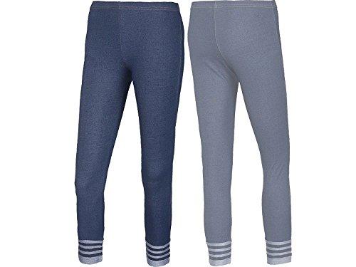 adidas Neo Women Leggings da donna sport pantaloni Training, il tempo libero Blu Blau