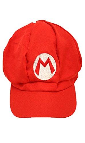 Mütze Super Mario Bros Mütze mit Visier Videospiel