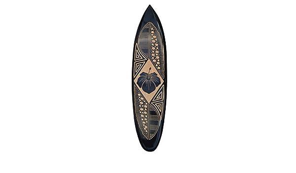 Deko Surfboard 100cm Mit Tollen Verzierungen Dekoration Zum