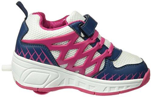Xti 053744, Chaussures mixte enfant Blanc