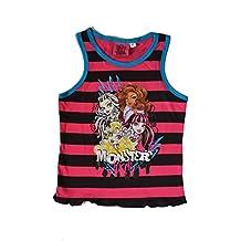 *** Débardeur T-Shirt fille été Monster High *** Du 4 au 12 ans …