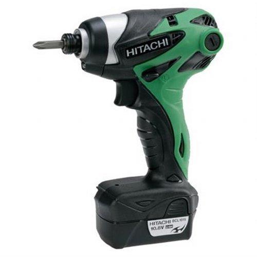 Preisvergleich Produktbild Hitachi WH10DL–Akku Bohrhammer (Black, Green)
