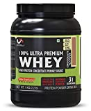 Muscle Mass 100% Whey Protein (Raw Whey Imported from USA) Supplement Powder (Chocolate)