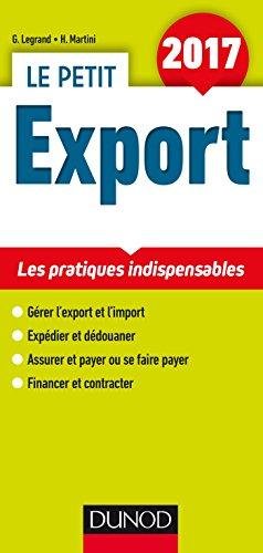 Le petit Export 2017 - Les pratiques indispensables