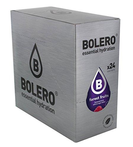 Bolero Getränkepulver - Waldfrüchte Forest Fruit (24er Pack)