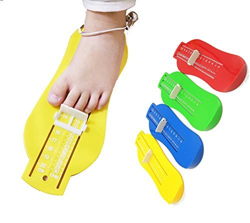Price comparison product image Demarkt Baby Children Kids Shoes Foot Measure Tool Device Footer