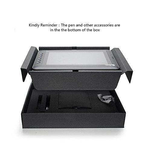 Top Parblo Coast10 10.1″ inch Digital Pen Tablet Display Drawing Monitor Kit (Coast10+ Wool Liner Bag) Reviews