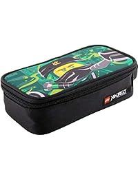 LEGO Bags Lego Bags Stiftebox, Faulenzer Quadratisch, Schlamper Box Mit Lego Ninjago Motiv Estuche