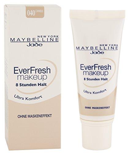 Maybelline New York Make-Up EverFresh Fawn 40, 1 x 30 ml