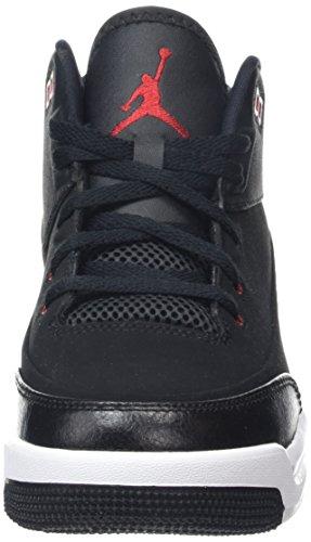 2017 Donna Uomo Nike Air Jordan Flight Origin Bel Air Nero