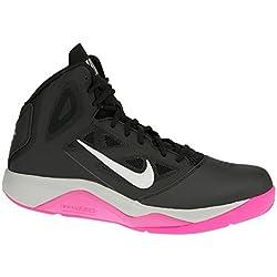 Nike - Dual Fusion BB II - Color: Negro - Size: 44.0