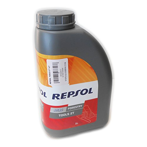Repsol TOOLS 2T olio motore minerale alte prestazioni per piccoli attrezzi e veicoli agricoli e forest