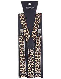 EOZY 1Pcs Bretelles Y Unisexes Femmes Homme Jeans Jupe Veste Jaune Noir Rouge