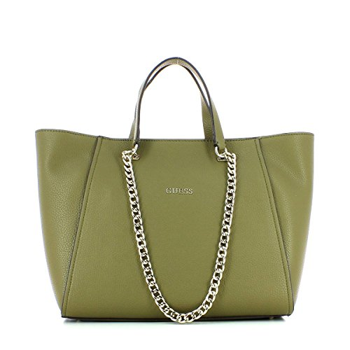 guess-nikki-chain-tote-vc504223-olive
