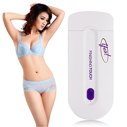 Shag Electric Cordless Rechargeable Body Shaver for Women - 147