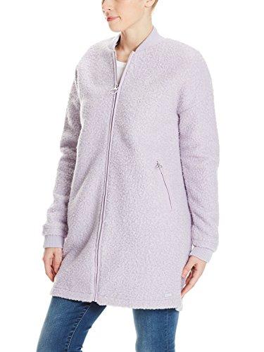 Bench Damen Mantel Easy Coat Violett