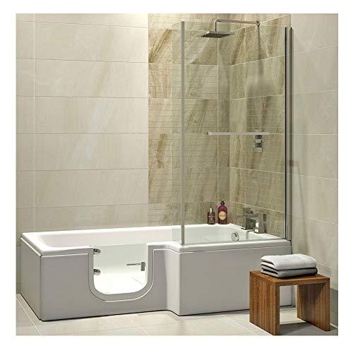 Duschbadewanne Test 2020 | Die besten 5 Wannen im Vergleich