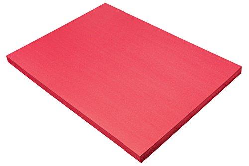 apier, 45,7x 61cm 100Stück, Urlaub rot (9918) ()