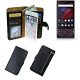 K-S-Trade Wallet case protective pocket for Blackberry Key