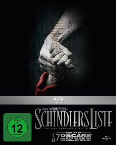 Bild von Schindlers Liste - 20th Anniversary Edition [Blu-ray] [Limited Edition]