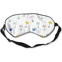 Creative Cats Flowers Sleep Eyes Masks - Comfortable Sleeping Mask Eye Cover For Travelling Night Noon Nap Mediation... preisvergleich bei billige-tabletten.eu