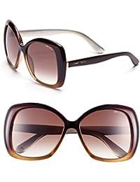b9b866d9bec JIMMY CHOO Sunglasses 100% Authentic MARTY S 2PDF 57MM