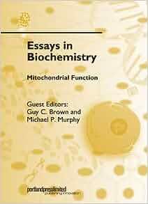 essays in biochemistry mitochondrial function