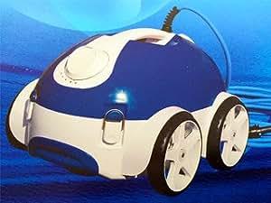 Robot Pool Elektrische Predator Blue Predator naia-bleu