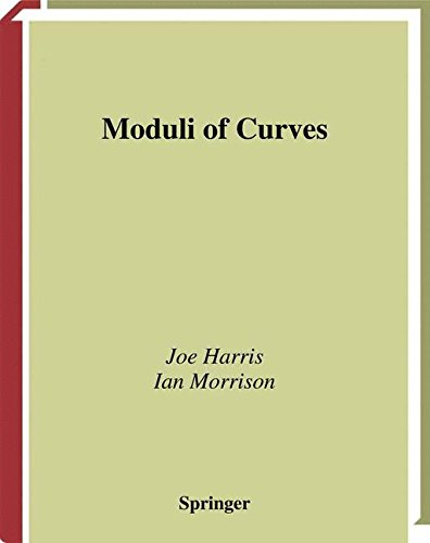 Moduli of Curves: v. 187 (Graduate Texts in Mathematics)