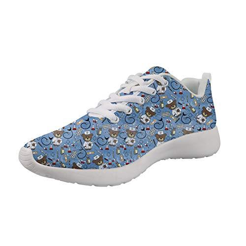 Showudesigns Zapatillas Running Mujer Zapatos Deporte