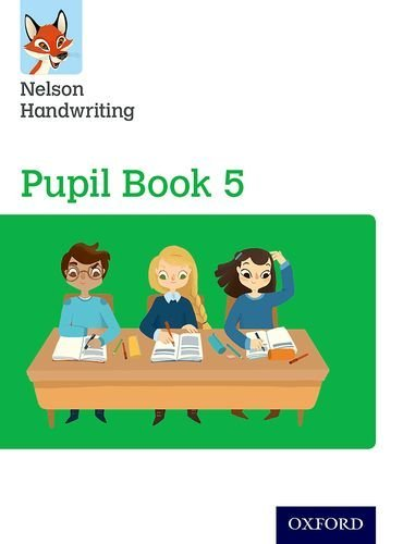 Nelson Handwriting: Year 5/Primary 6: Pupil Book 5 by Anita Warwick (2016-04-21)