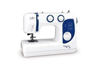 JATA MC745 - Máquina de coser (20 diseños de puntada, 11 punt, Flexi) de JATA