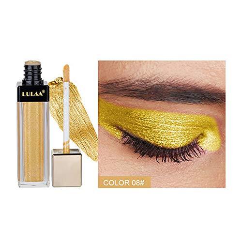 Die besten Geschenke des Valentines für Frauen !!! Beisoug Metallic Diamond Eyeshadow High Gloss...