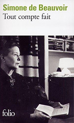Tout compte fait par Simone de Beauvoir