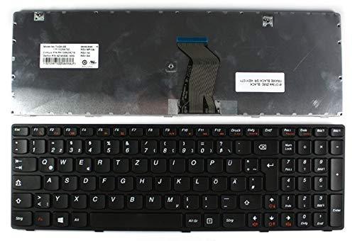 Nerd Herd IBM NSK-B5NSC PK130N23C19 T4G8-GE Schwarz Rahmen Schwarz Windows 8 Deutsch kompatible Ersatz Tastatur -