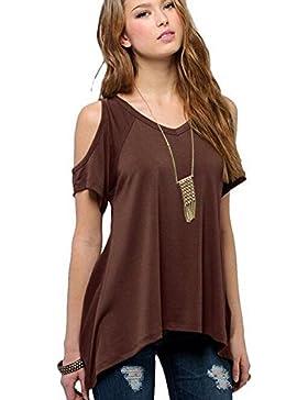XINRD - Camiseta - para mujer