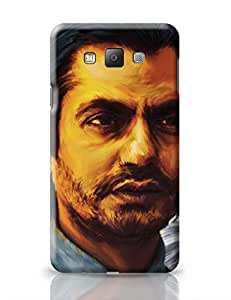 PosterGuy Samsung Galaxy A7 Case Cover - The Nawazuddin | Designed by: DG Artworks