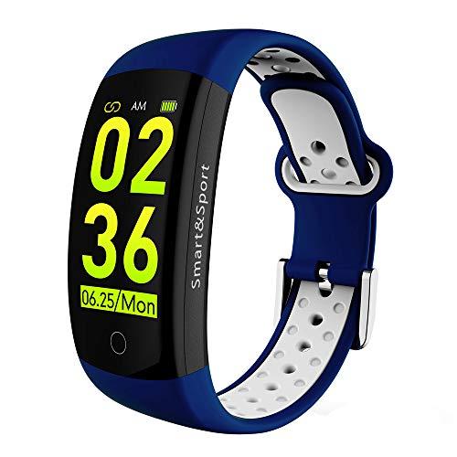 MINSINNY Reloj Inteligente Smart Watch Fitness Pulsera