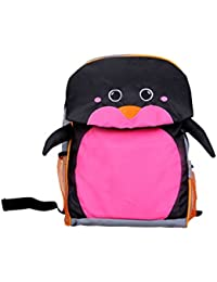 53db585952 My Milestones 3D Animal Series Kids Toddlers Fun Backpack - Penguin