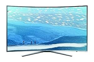 Samsung KU6509 198 cm (78 Zoll) Curved Fernseher (Ultra HD, Triple Tuner, Smart TV): Königl. Preuß. Generalstabskarten für Hamburg