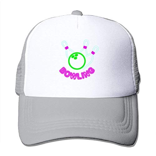 Team Kostüm Golf - cvbnch Baseball Caps für Herren/Damen,Outdoor Bowling Colortone Comfortable Mesh Baseball Caps Camping Gym Hat Low Profile Dad Trucker Strapback Cowboy Sun Unisex