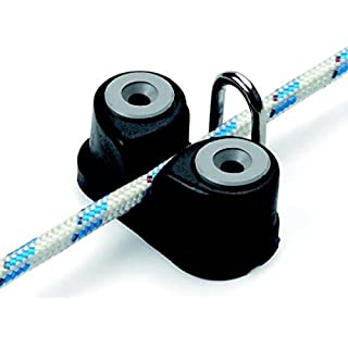 Schotklemme Seilklemme Tauklemme Tauwerk Kunststoff 3-8 mm oder 6-13mm ARBO-INOX Größe 6-13 mm