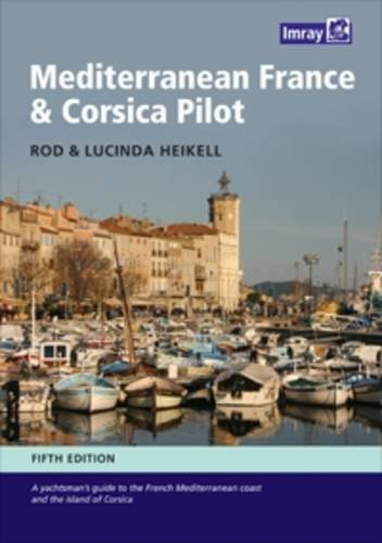 Mediterranean France and Corsica Pilot Cover Image