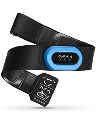 Garmin - Ceinture Cardio - Fréqeuncemètre HRM - Tri - Noir/Bleu (010-10997-09)