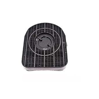 Filtre charbon type 200 gfi632ix hotte ariston he90f1